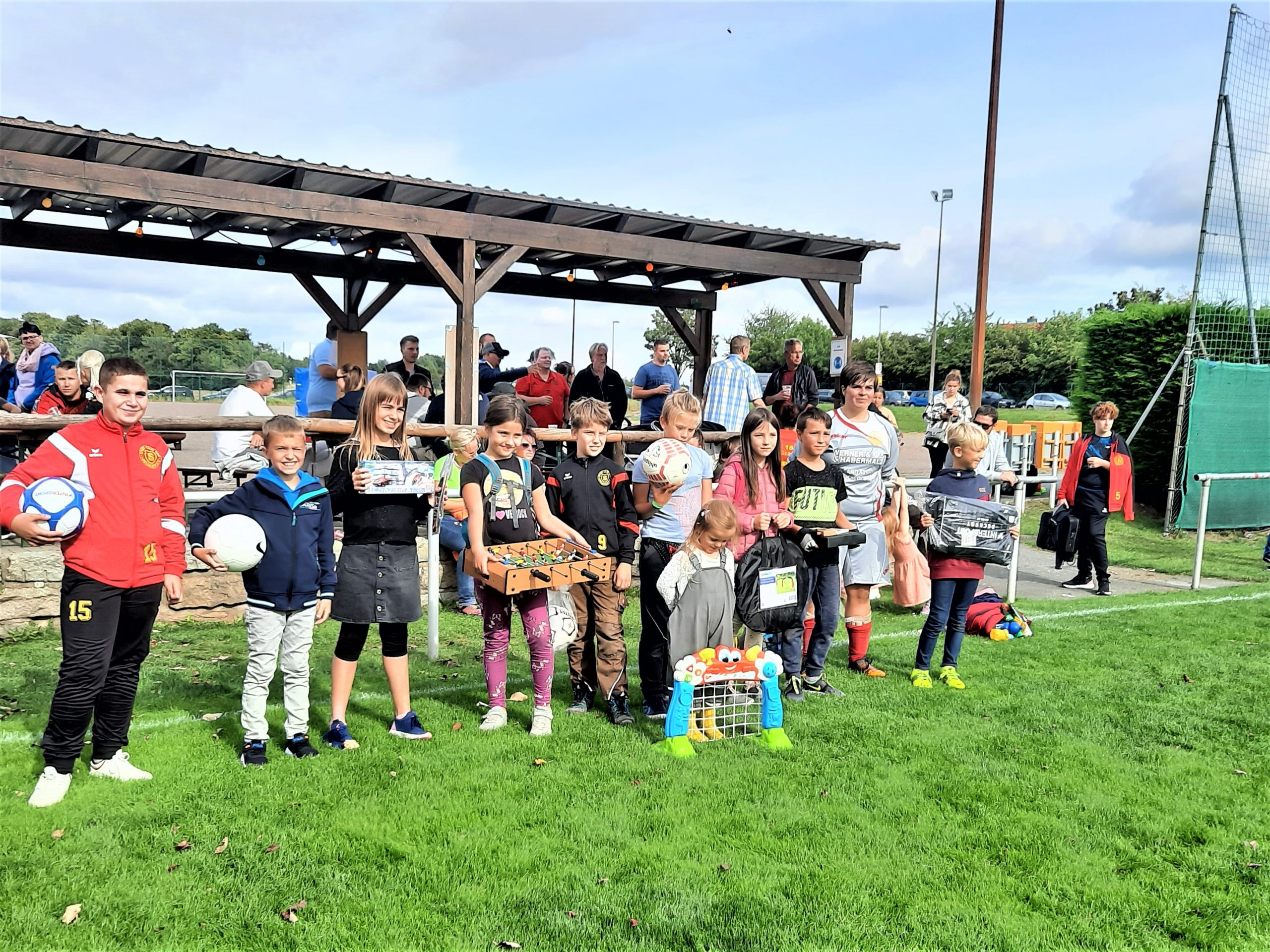Read more about the article Sommerfest des SC 18 Harlingerode
