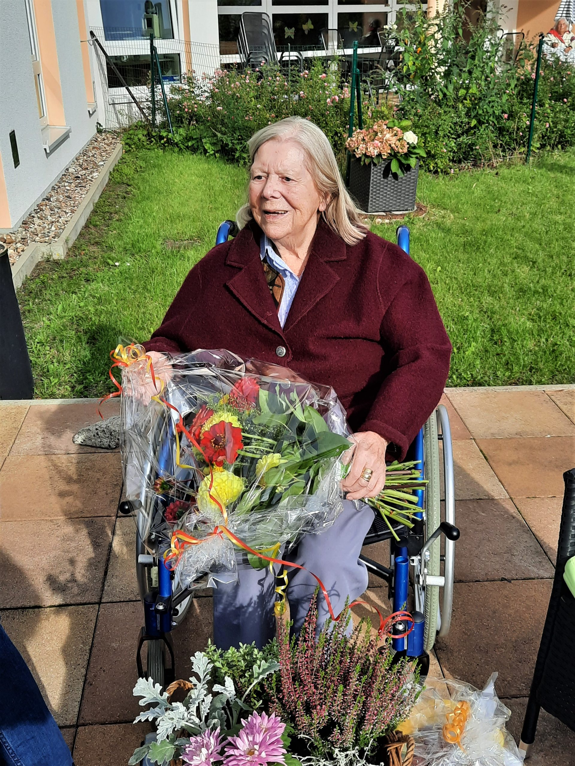 You are currently viewing Erika Seifert ist 95 Jahre