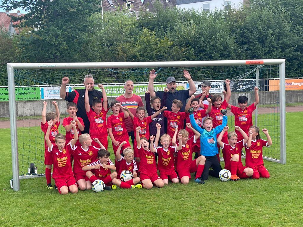 Read more about the article Vergleichsspiele mit dem VFL Oker
